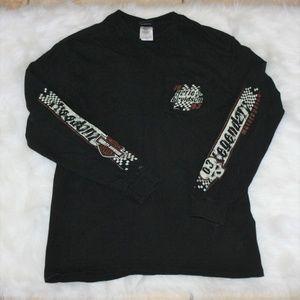 HD Pennsylvania Legendary mc Freedom LS T-Shirt L